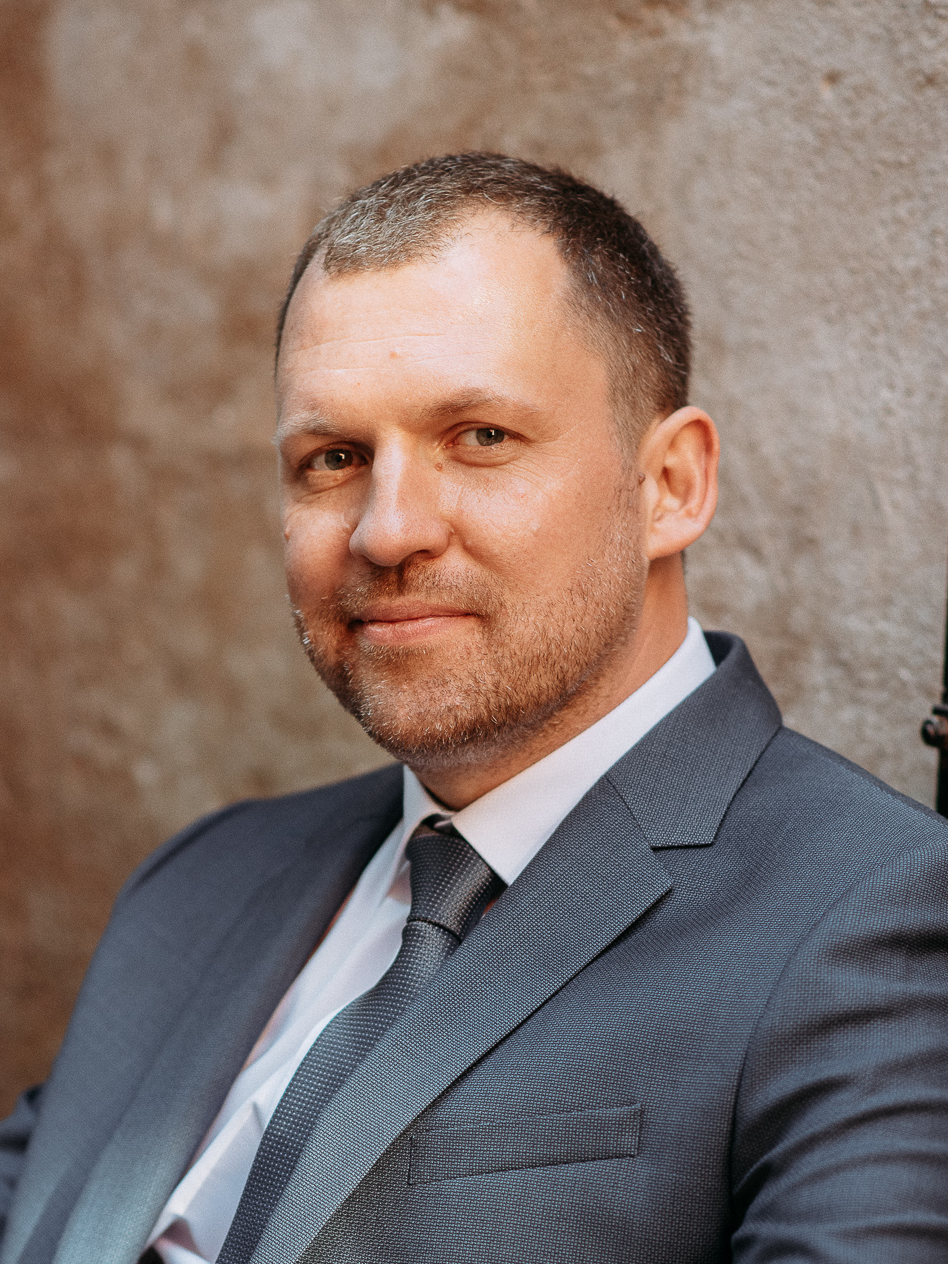 Sergey Jermakov, Senior Partner, CLARITY